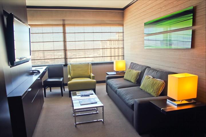 Living Room, Vdara, Las Vegas