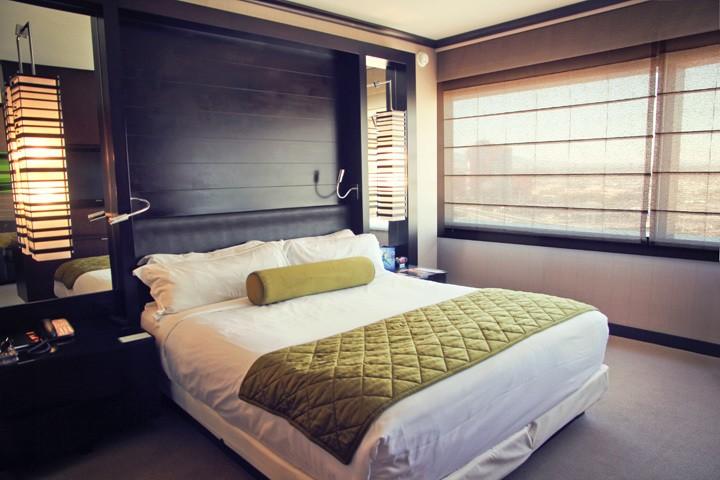 Bedroom, Vdara, Las Vegas