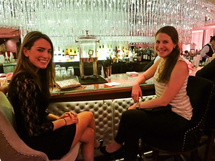 Chandelier Bar Las Vegas