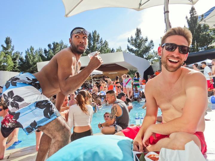 Liquid Pool Las Vegas