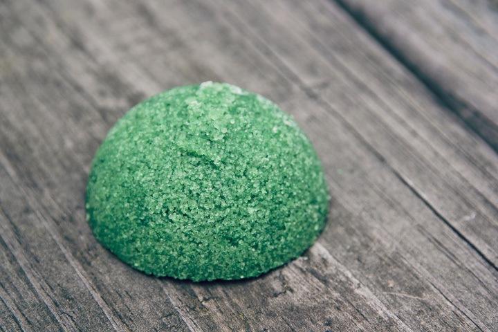 Lush Mini Sugar Scrub