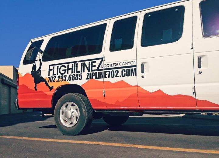Flightlinez Boulder Canyon