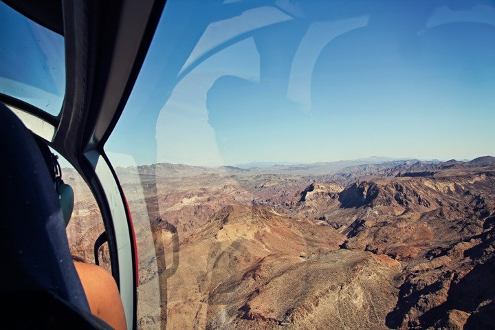Papillon Aerial Sightseeing Tours