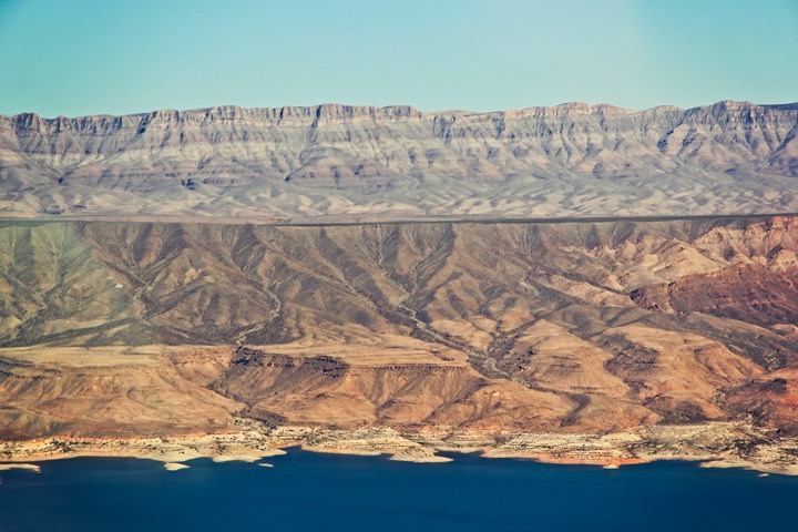 Lake Mead Helicopter Tour