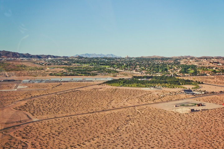 Boulder City Helicopter Tour