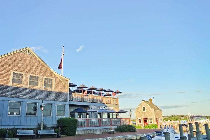 Edgartown Harbor, Martha's Vineyard