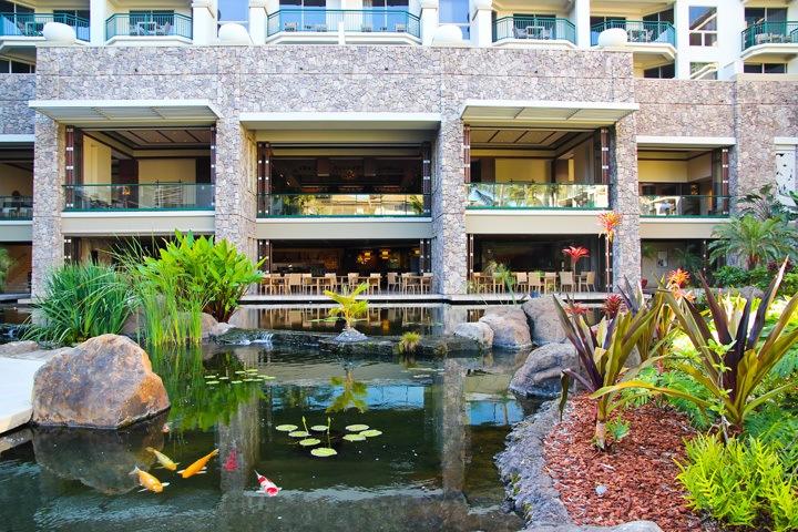 Westin KOR Villas Restaurant
