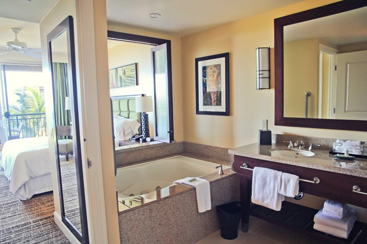 Westin KOR Villas Suite Bathroom