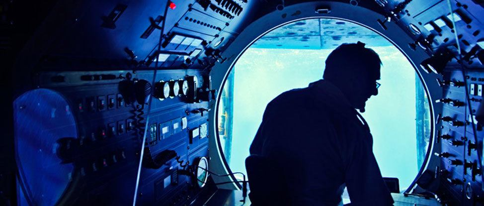 A Different Kind of Dive: Going Under in the Atlantis Submarine thumbnail