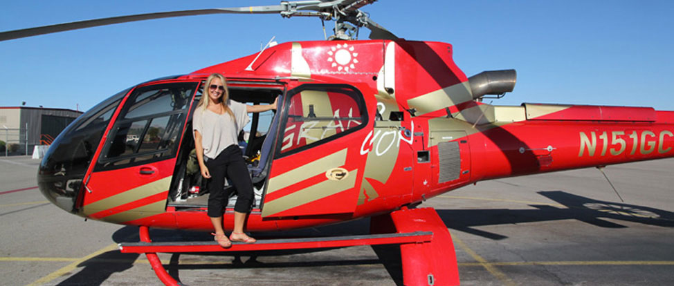 Adventures Off The Strip: Helicoptering Over The Grand Canyon thumbnail