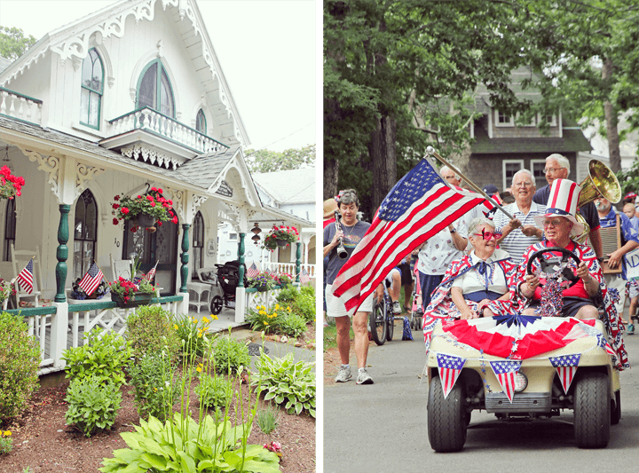 Independence Day Martha's Vineyard