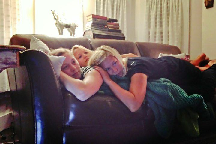 Three Cousin Pileup