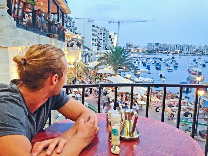 Cafe Cuba, Malta