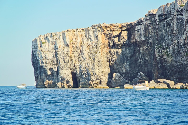 Day Trip to Comino