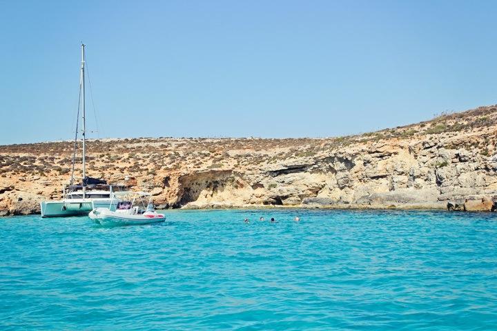 Boat Trip Around Malta