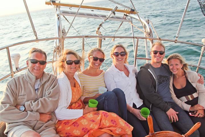 Martha's Vineyard Sailing Trip