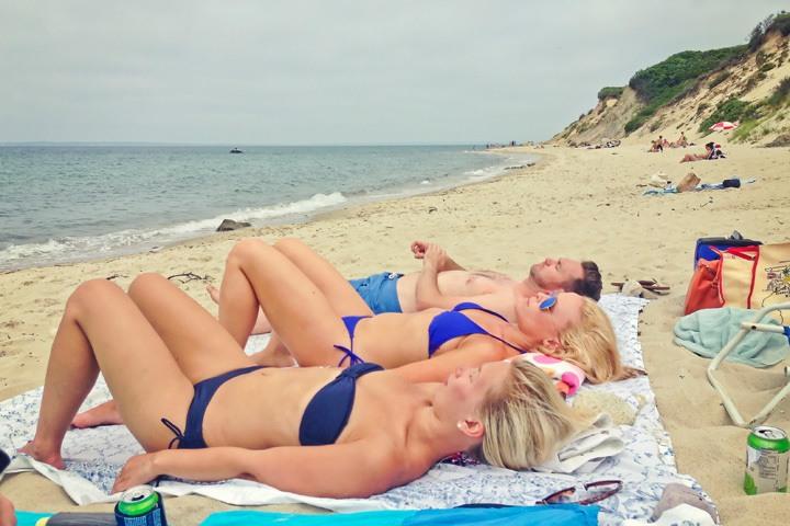 Martha's Vineyard Beach Time
