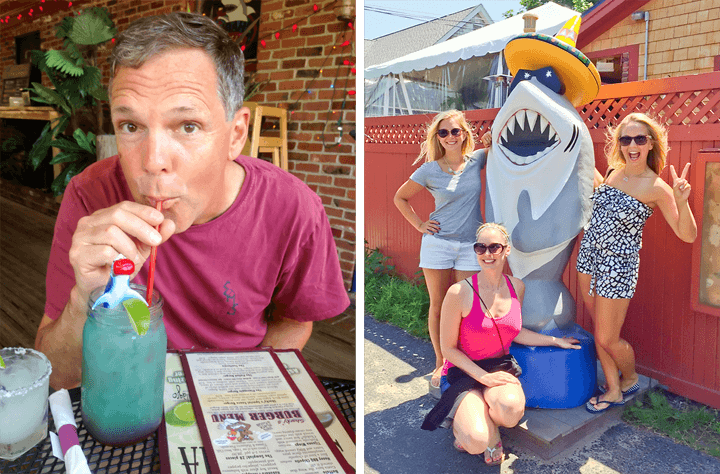 Sharky's Cantina Martha's Vineyard