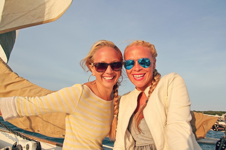 Martha's Vineyard Sunset Sail