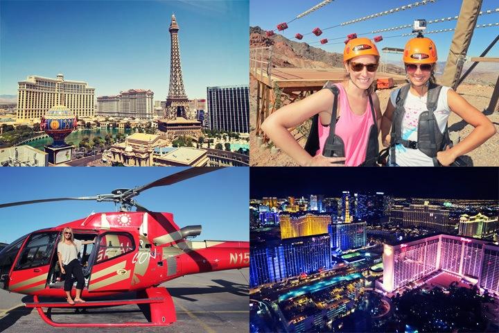 Las Vegas Travel Roundup