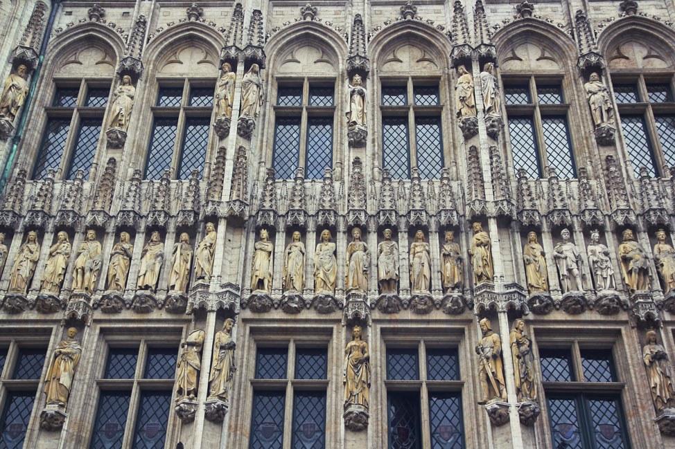 Architecture of Brussels, Belgium
