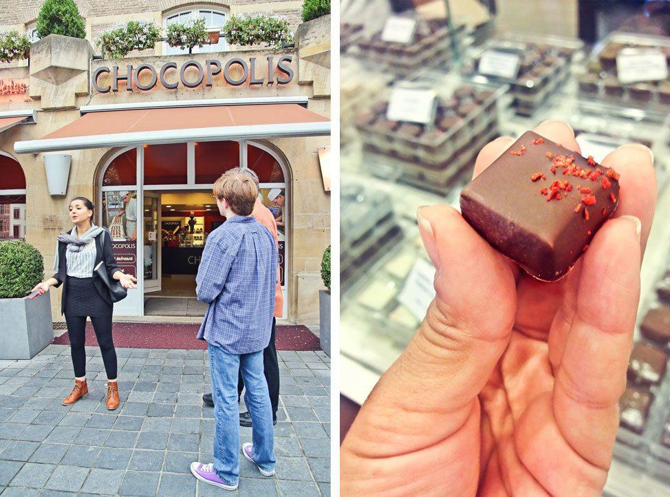 Chocopolis, Brussels