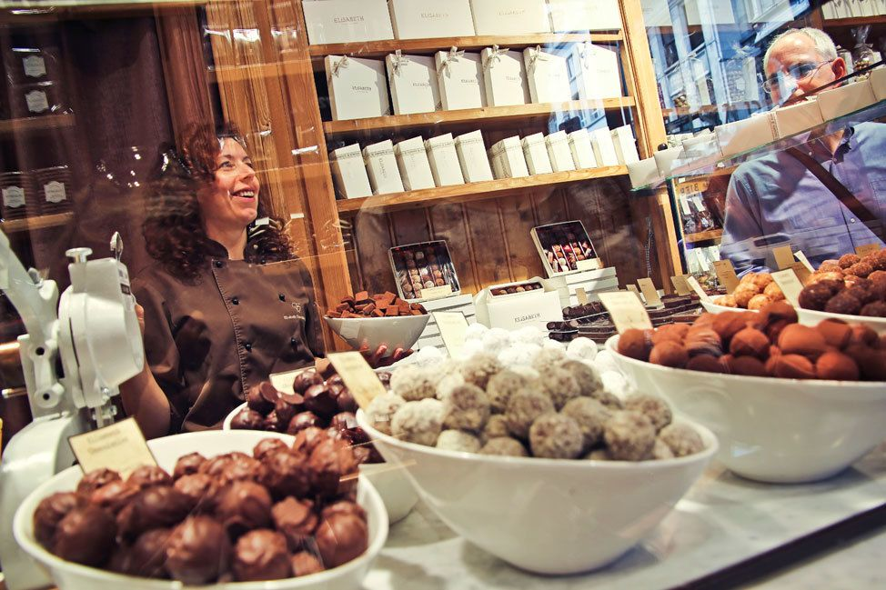 Brussels Chocolate Walking Tour
