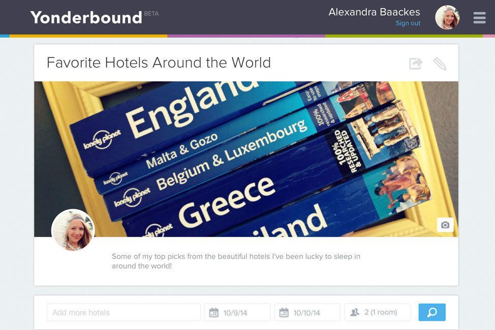 Favorite Hotels Around the World