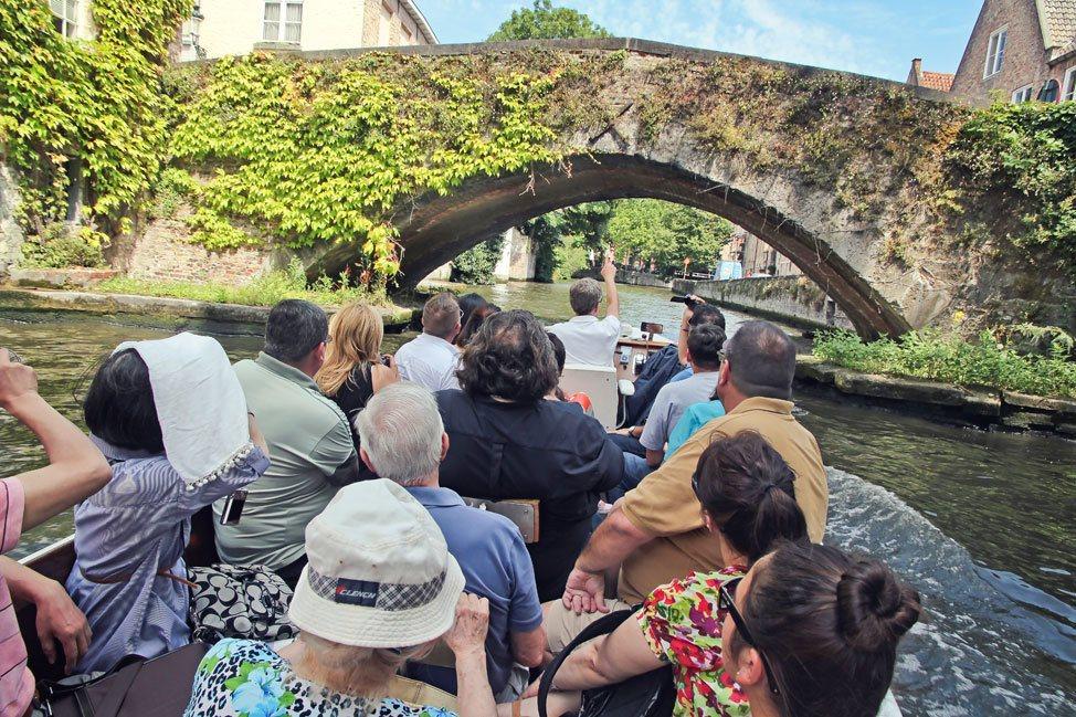 Canal Tour Bruges