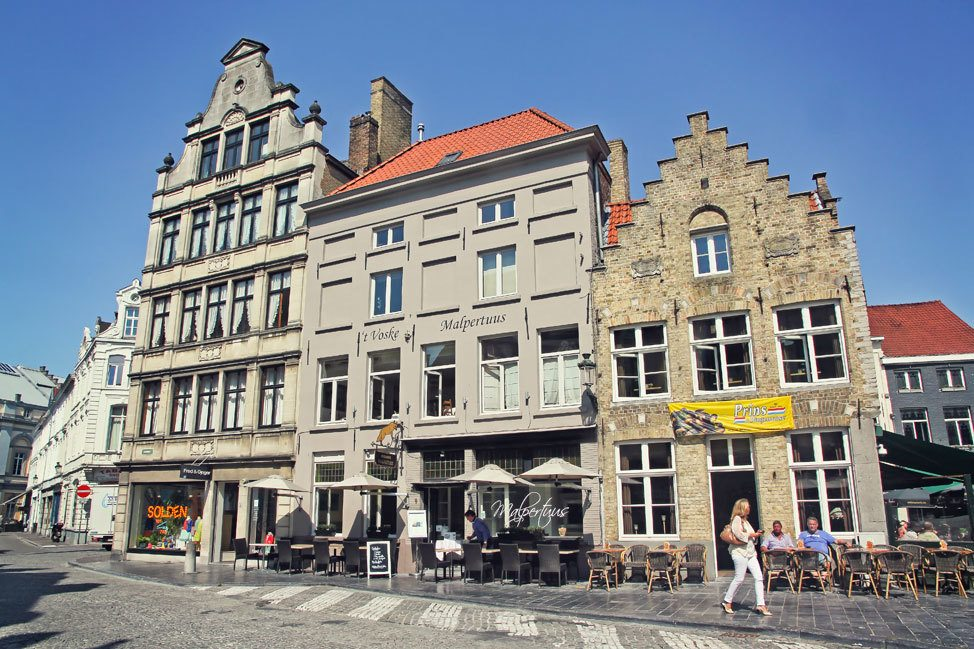Bruges City Tour
