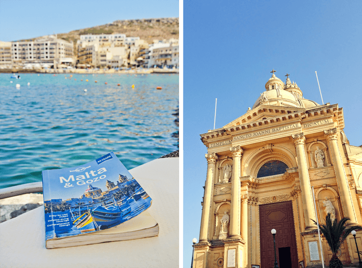 A Day Trip to Gozo