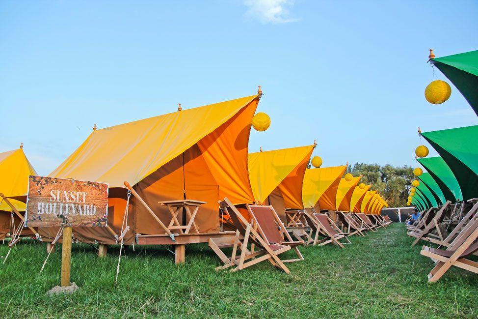 Dream Lodges at Dreamville