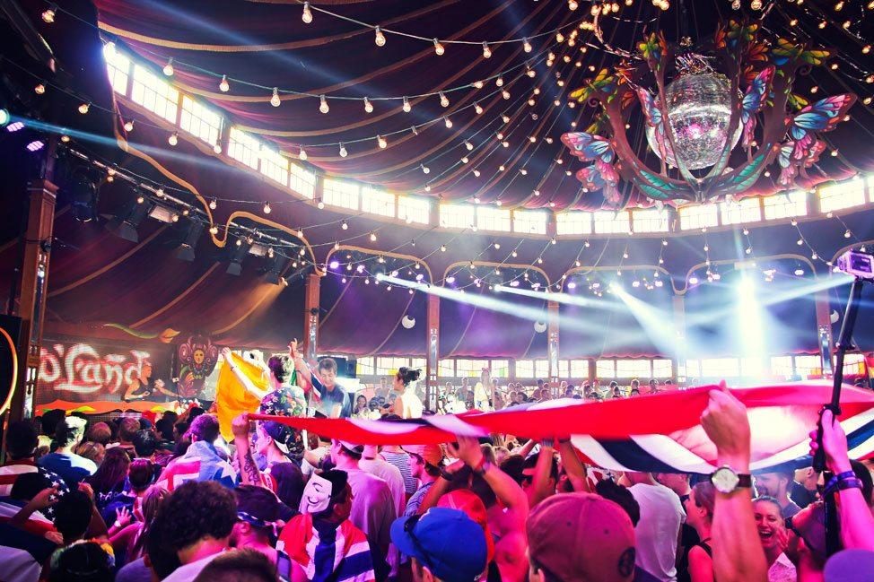 Kygo at Tomorrowland
