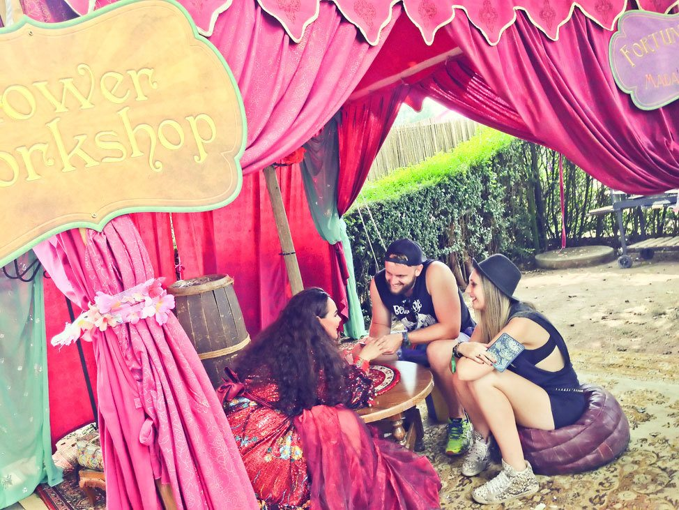 Tomorrowland Fortune Teller