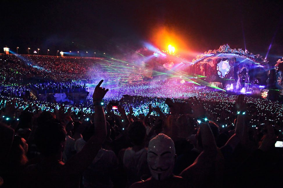 Tomorrowland 2014 Main Stage