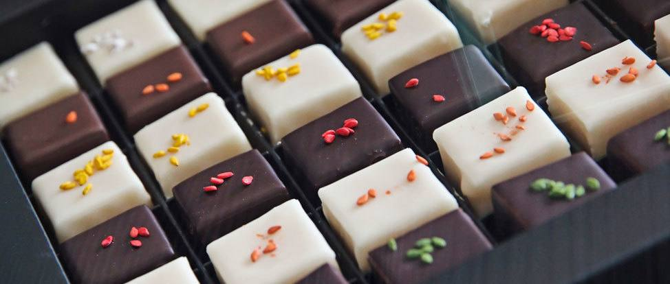 Belgium Chocolate Thumb