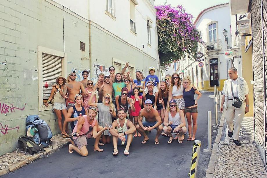 Bartending in Portugal