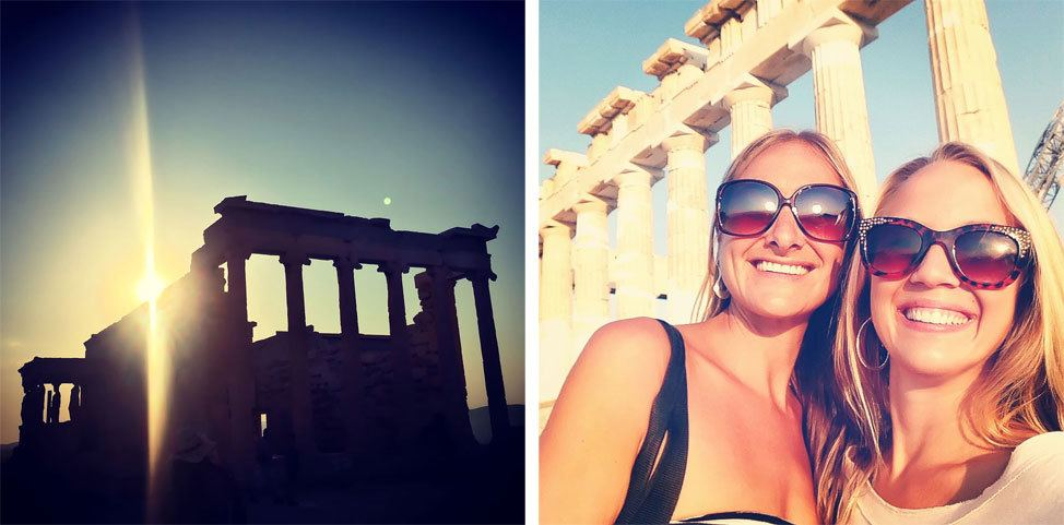 Weekend in Athens
