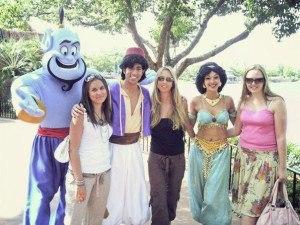 Working at Disney
