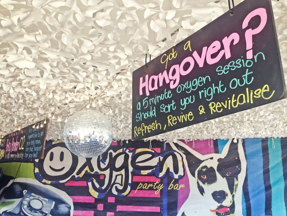 Dreamville Oxygen Bar
