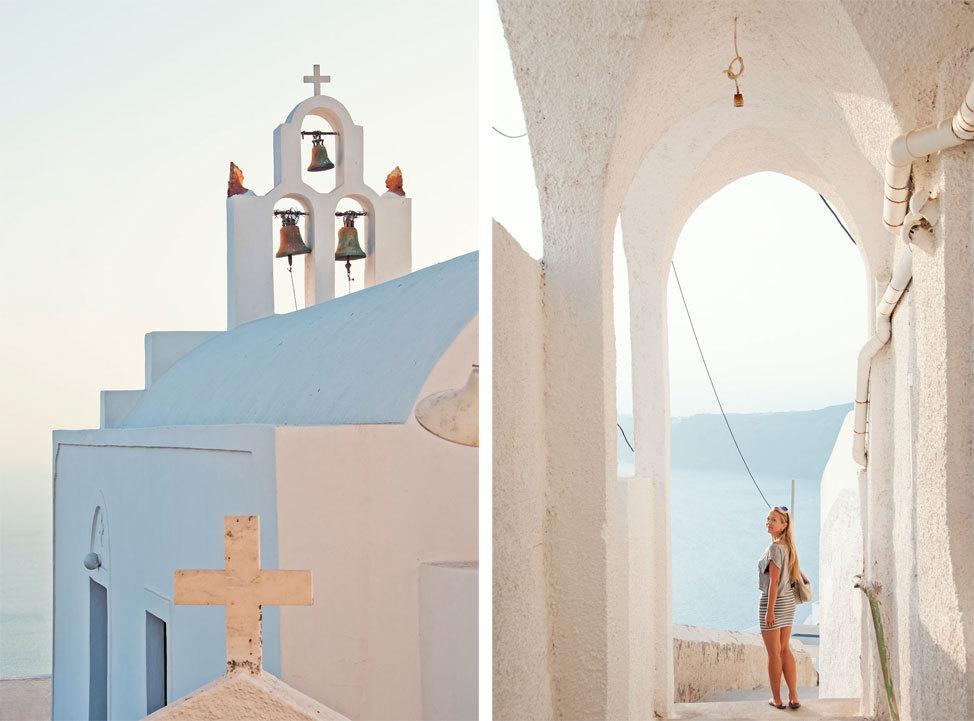 Imerovigli, Greece