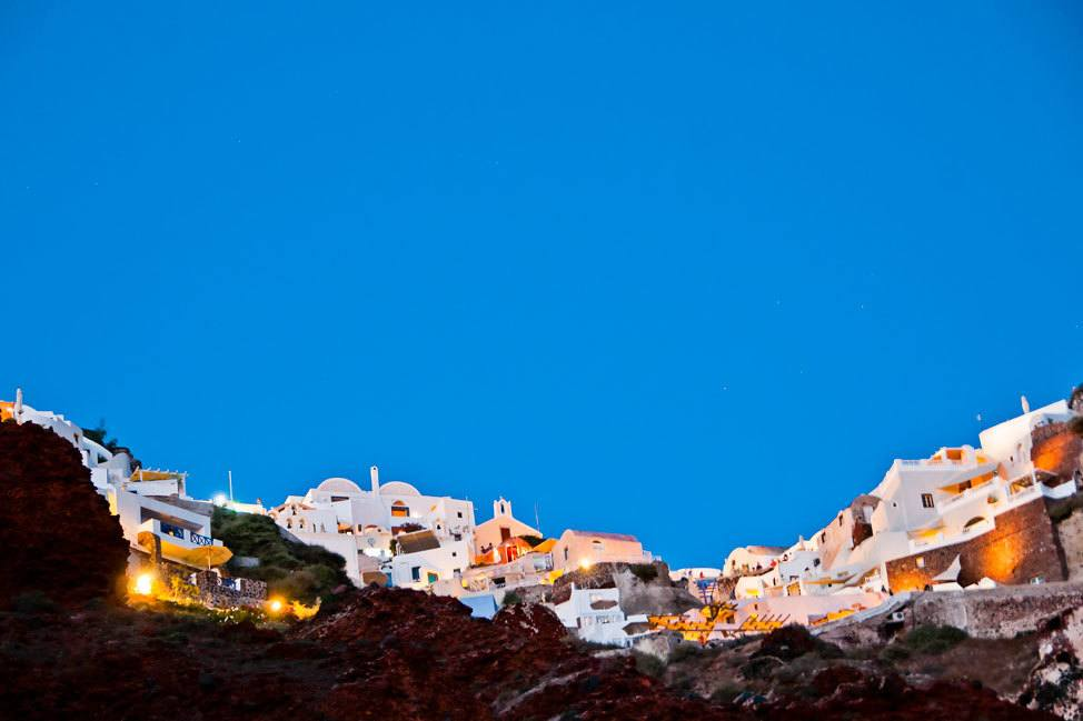 Amoudi Bay, Santorini