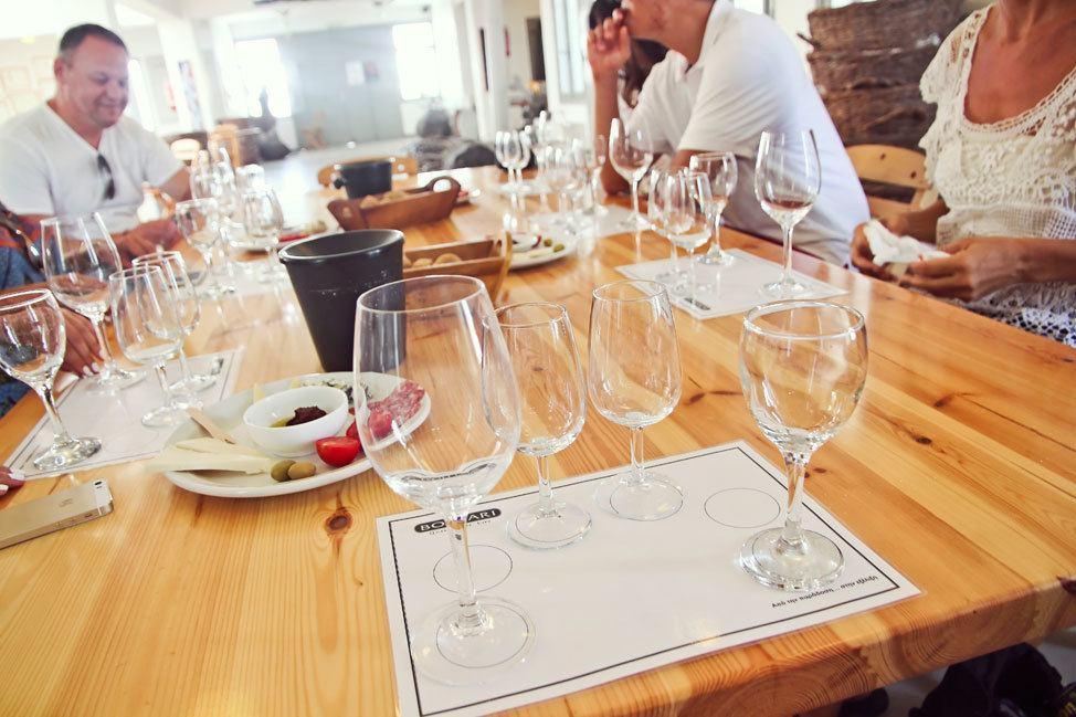 Boutari Winery, Santorini