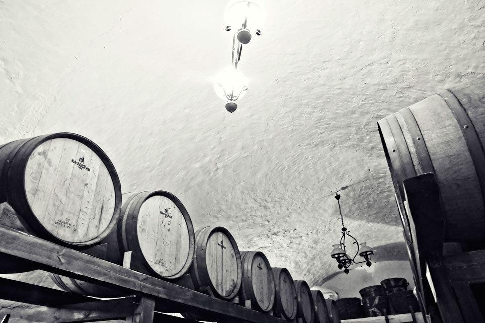 Santorini Winery Tour