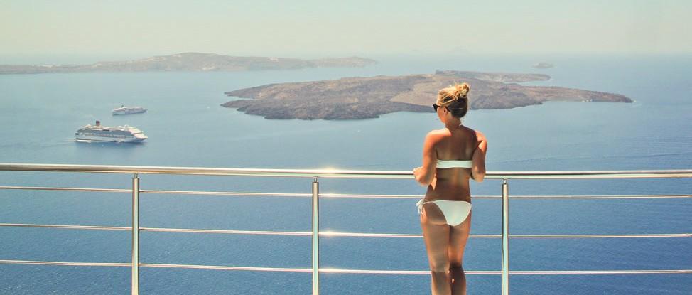 Going Greek: The Allure of Imerovigli thumbnail