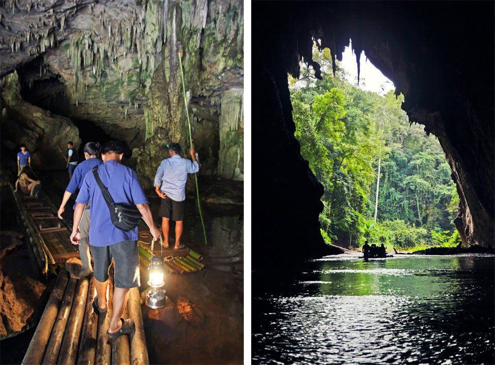Lod Cave, Pai, Thailand