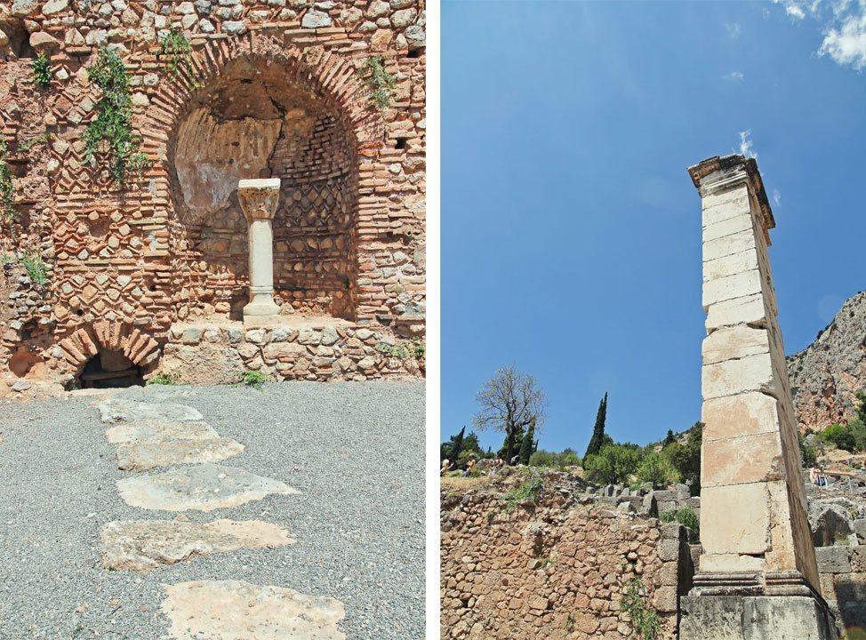 Viator Tour of Delphi
