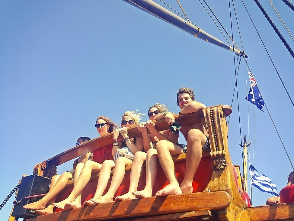 Ios Boat Trip