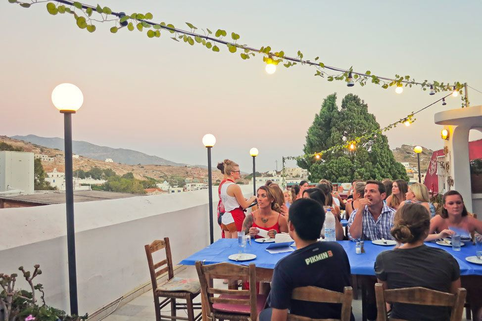 Ios Restaurants