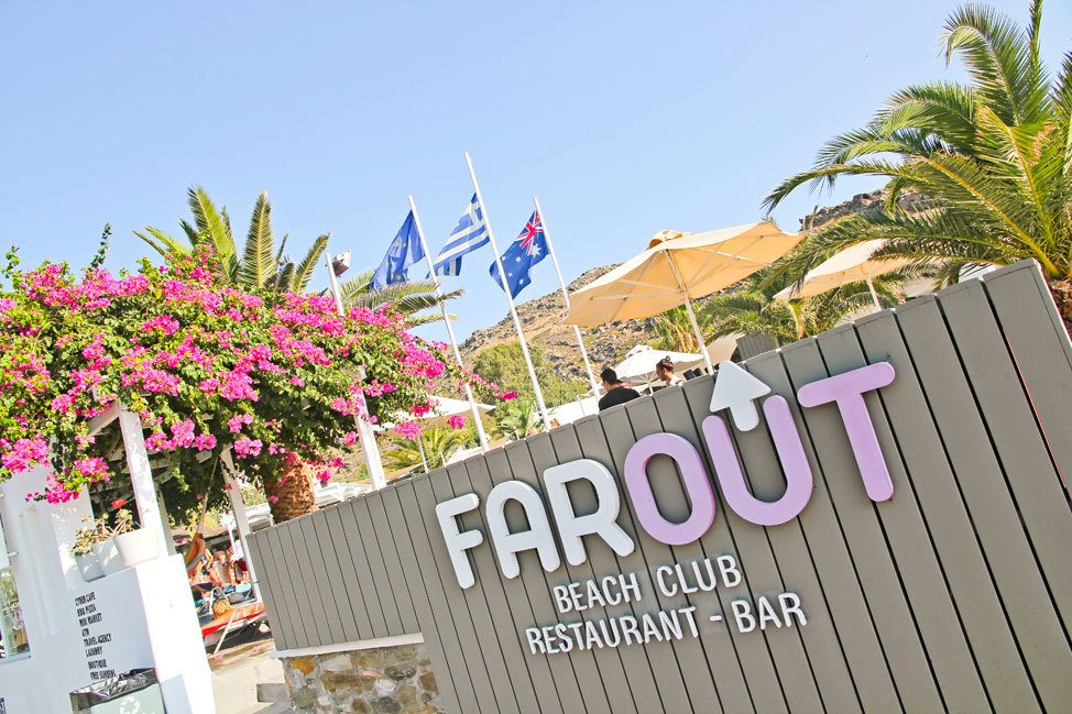 Far Out Beach Club Ios